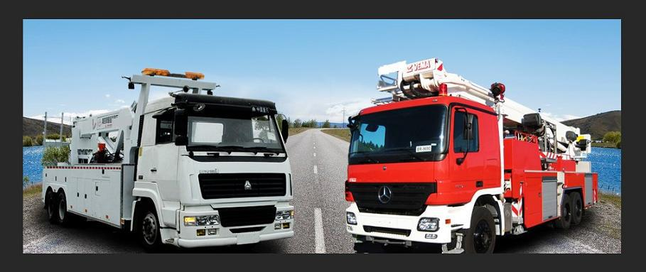 Mo hình xe tải