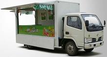 Xe tải bán hàng di động