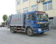 Xe tải chở rác