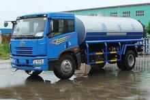 Xe tải bồn tưới nước thành phố