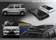 ô tô điện năng lượng mặt trời