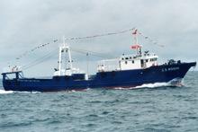 Tàu đánh cá biển
