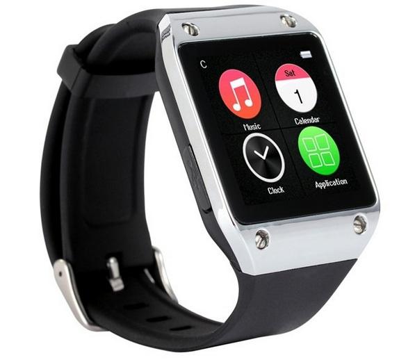 Đồng hồ đeo tay tích hợp máy nghe nhạc MP4