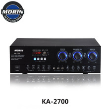 Bộ khuếch đại âm thanh karaoke chuyên nghiệp với USB Morin
